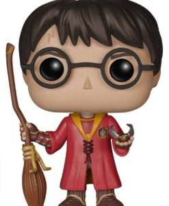 Funko Pop Harry Potter Quidditch 8