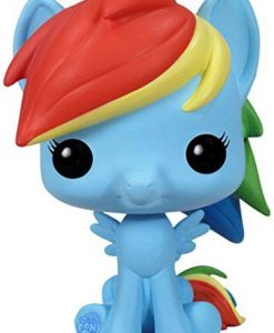 Funko Pop My Little Pony Rainbow Dash 4