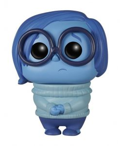 Funko Pop Inside Out Sadness 133