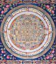 จิ๊กซอว์ 1000 ชิ้น Mandala Thangka limi 1