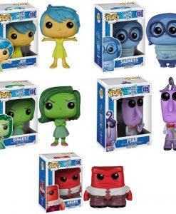 Funko Pop Inside Out Collectors Set