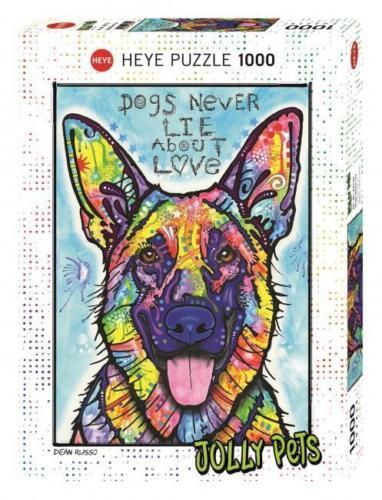 จิ๊กซอว์รูปภาพหมา
