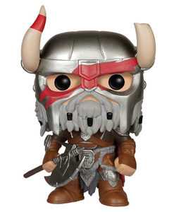 Funko Pop The Elder Scrolls Skyrim Nord 55