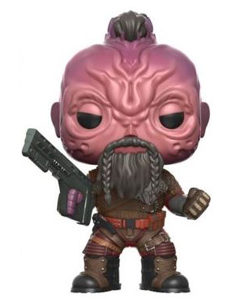Funko Pop Guardians Of The Galaxy 2 Taserface 206