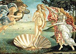 จิ๊กซอว์ 500 ชิ้น The Birth of Venus tref 2