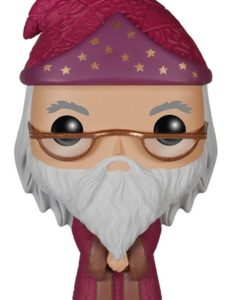 Funko Pop Harry Potter Dumbledore 4