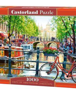 จิ๊กซอว์ 1000 ชิ้น Amsterdam Landscape