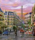 จิ๊กซอว์ 5000 ชิ้น Rue Paris