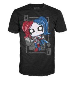 เสื้อยืด DC Harley Quinn