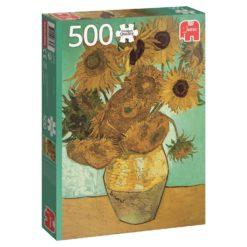 จิ๊กซอว์ 500 ชิ้น Sunflowers