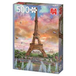 จิ๊กซอว์ 500 ชิ้น Eiffel Tower
