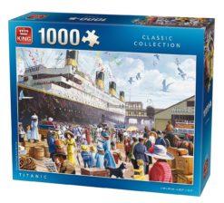 จิ๊กซอว์ 1000 ชิ้น Titanic