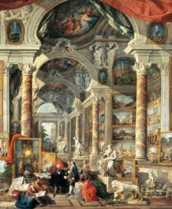 จิ๊กซอว์ 5000 ชิ้น Views of Modern Rome
