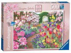 จิ๊กซอว์ 500 ชิ้น Springtime Splendor