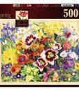 จิ๊กซอว์ 500 ชิ้น The Cottage Garden No 1 Spring