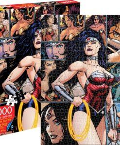 จิ๊กซอว์ 1000 ชิ้น Wonder Woman DC Comic