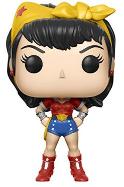 Funko POP Wonder Woman DC Bombshell