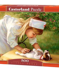 จิ๊กซอว์ 500 ชิ้น Little Nurse