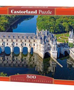 จิ๊กซอว์ 500 ชิ้น Chateau Of Chenonceau