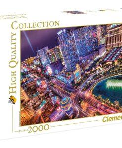 จิ๊กซอว์ 2000 ชิ้น Las Vegas