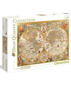 จิ๊กซอว์ 2000 ชิ้น Clementoni Ancient World Map