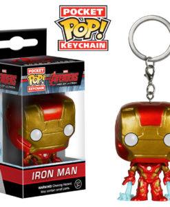 พวงกุญแจตุ๊กตา Funko Iron Man