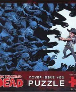จิ๊กซอว์การ์ตูน The Walking Dead 1