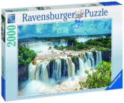 จิ๊กซอว์ 2000 ชิ้น Iguazu Waterfalls