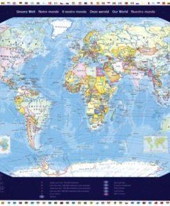 จิ๊กซอว์ 2000 ชิ้น Map of Our World