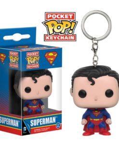 พวงกุญแจตุ๊กตา Funko Superman