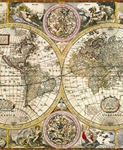 จิ๊กซอว์ 3000 ชิ้น Old Map