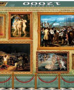 จิ๊กซอว์ 12000 ชิ้น Art Museum