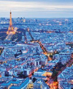 จิ๊กซอว์ 1000 ชิ้น Paris Lights