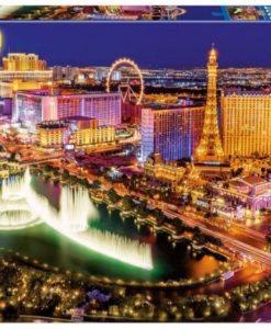 จิ๊กซอว์ 1000 ชิ้น Neon Las Vegas