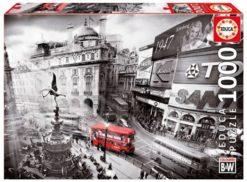 จิ๊กซอว์ 1000 ชิ้น Piccadilly Circus