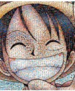 จิ๊กซอว์วันพีช Mosaic